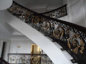 Treppengelander innen №201