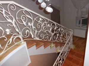 Treppengelander innen №22