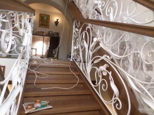 Treppengelander innen №23