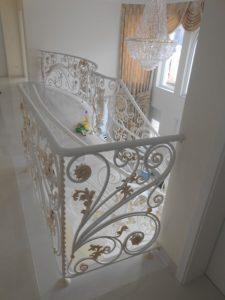 Treppengelander innen №29