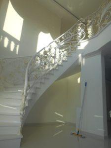 Treppengelander innen №32