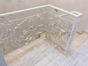 Treppengelander innen №34