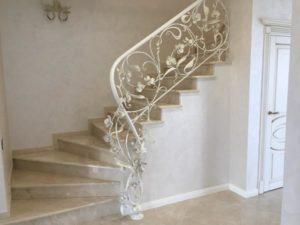 Treppengelander innen №36
