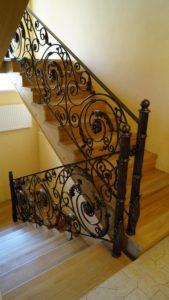 Treppengelander innen №37