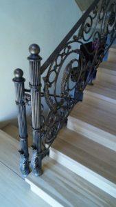 Treppengelander innen №38