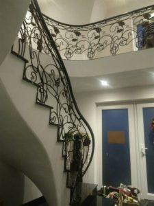 Treppengelander innen №40