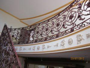 Treppengelander innen №42
