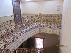 Treppengelander innen №43