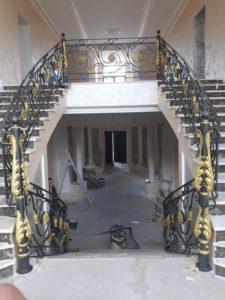 Treppengelander innen №47