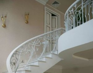 Treppengelander innen №52