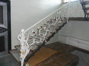 Treppengelander innen №53