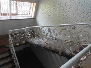 Treppengelander innen №54