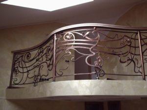 Treppengelander innen №55