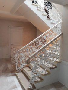 Treppengelander innen №57