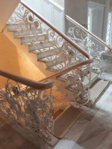 Treppengelander innen №58