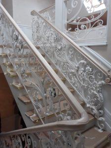 Treppengelander innen №59
