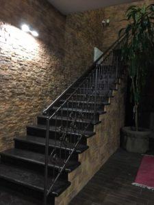 Treppengelander innen №6