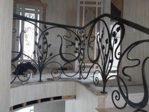 Treppengelander innen №61