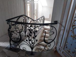 Treppengelander innen №62