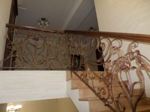 Treppengelander innen №63