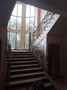Treppengelander innen №65