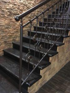 Treppengelander innen №7