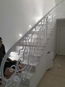 Treppengelander innen №71