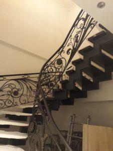 Treppengelander innen №72