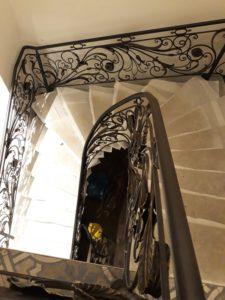 Treppengelander innen №73