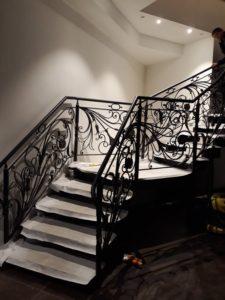 Treppengelander innen №74