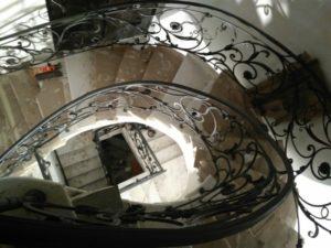 Treppengelander innen №77