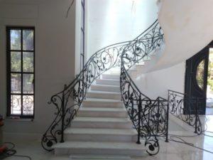 Treppengelander innen №79
