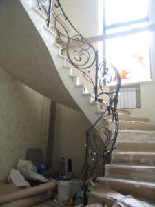 Treppengelander innen №81
