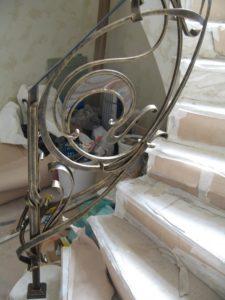 Treppengelander innen №82