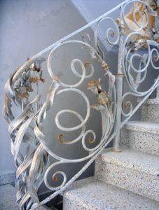 Treppengelander innen №86