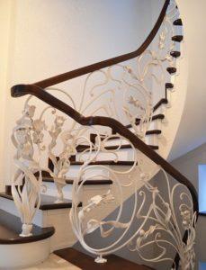 Treppengelander innen №89