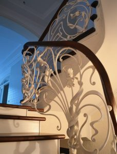 Treppengelander innen №90