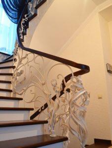 Treppengelander innen №91