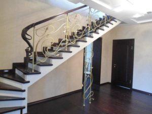 Treppengelander innen №93