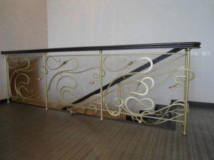 Treppengelander innen №94