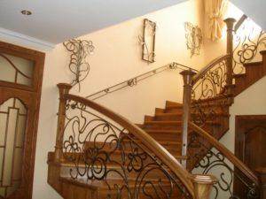 Treppengelander innen №97