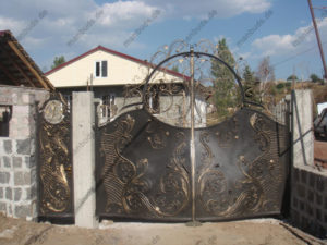 Schmiedeeisen Tore