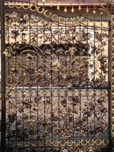 Schmiedeeisen Tore №21