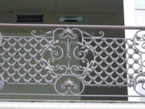 Balkongelender #1