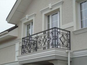 Balkongelender #7