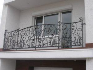 Balkongelender #65