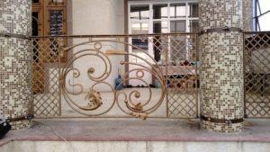 Balkongelender #130