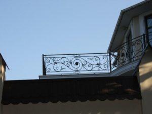 Balkongelender #118