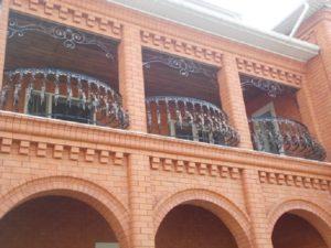 Balkongelender #124