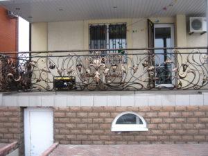 Balkongelender #127